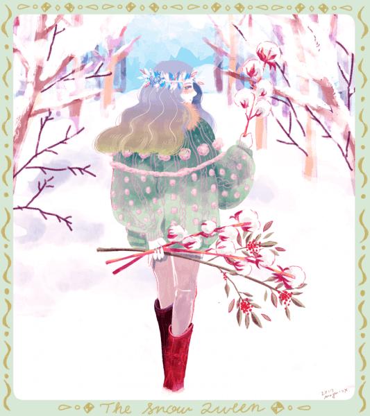 雪の女王 (2017)